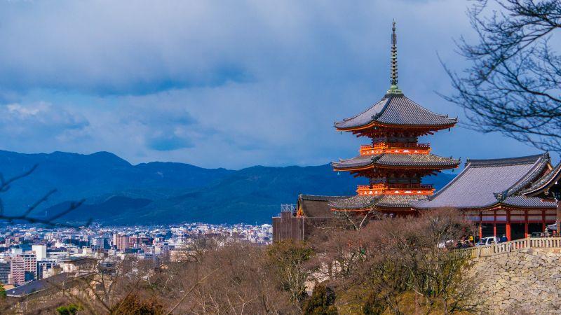 Organiser un voyage au Japon