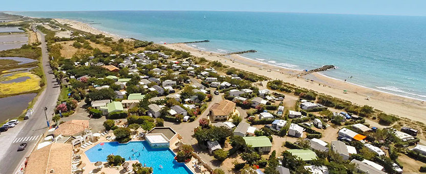 Vacances au Cap d'Agde : choisissez le camping de luxe