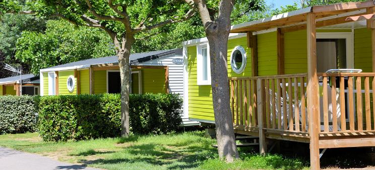 Camping sous le soleil : essayez le Sud-Est