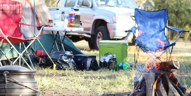 Matériel important pour bien passer un séjour en camping