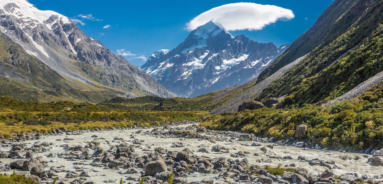 Visiter la Nouvelle-Zélande, quelques idées d'itinéraires
