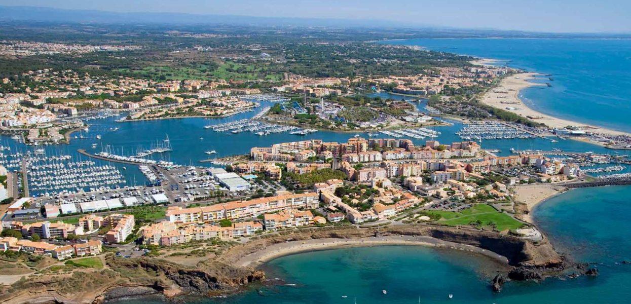 Vacances en solo au Cap d'Agde : choisissez le camping comme hébergement