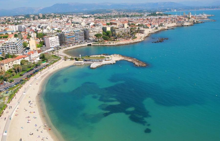Exceptionnelles Antibes…