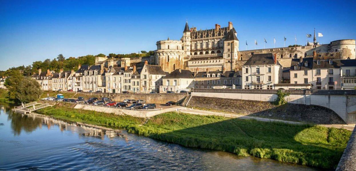 Un domaine paradisiaque et royal vous attend à Amboise !