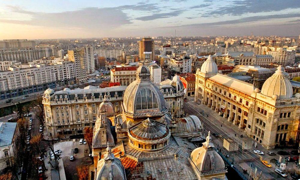 Bucarest vous accueille les bras grands ouverts