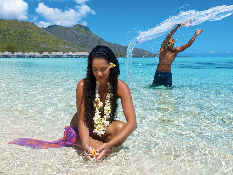 Tahiti, bien sûr !