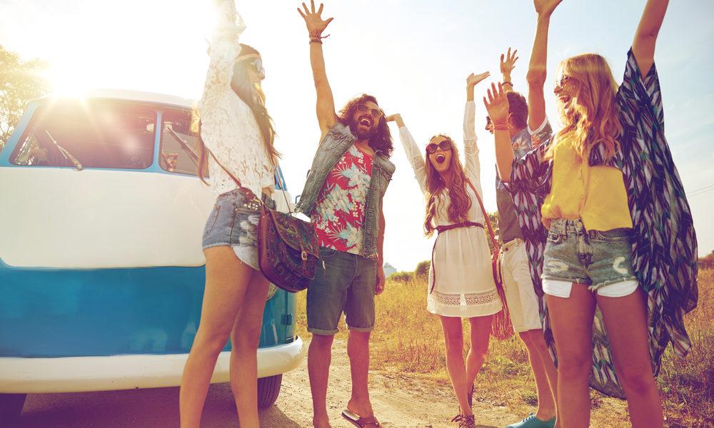 Quelques conseils pour réussir vos vacances entre amis