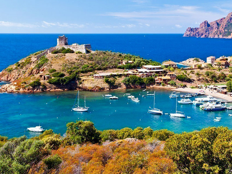 Les 5 meilleurs campings 4 étoiles en Corse