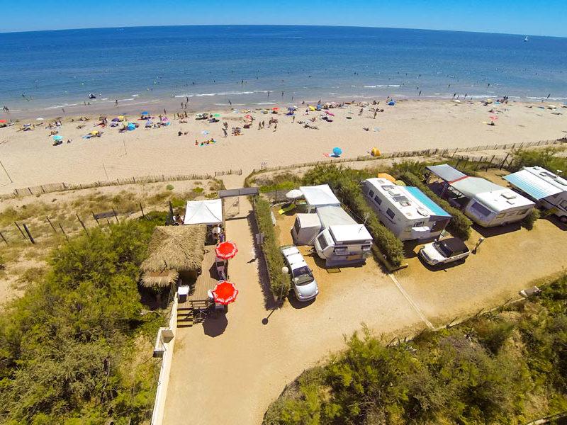 Top 10 des campings pas chers à Marseillan Plage