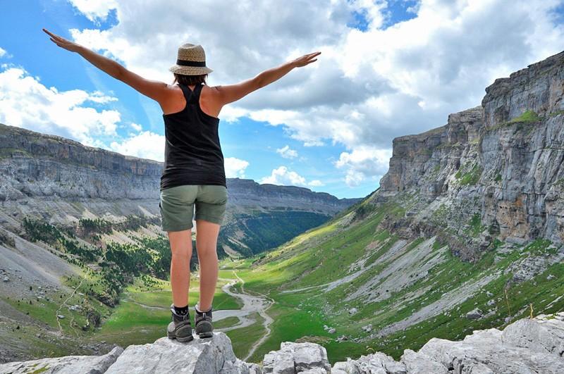 Découvrir un paysage montagneux au creux des Pyrénées