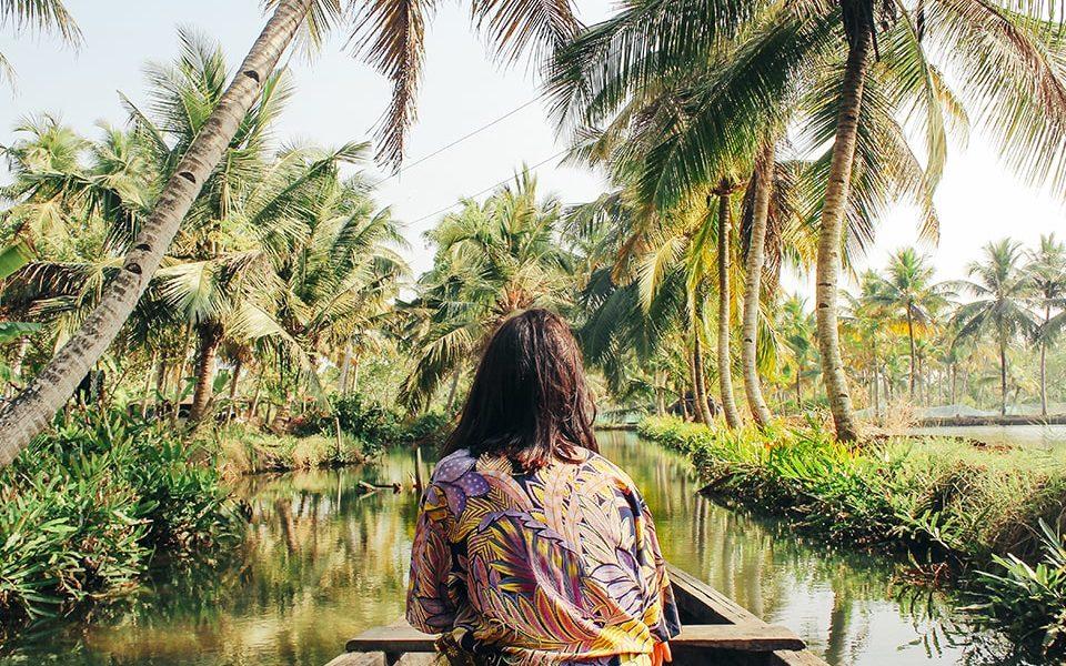 Vacances dans la nature pour se débarrasser du stress